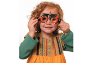 Eyecare Trust - Child with Glasses
